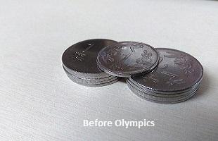 before olympics